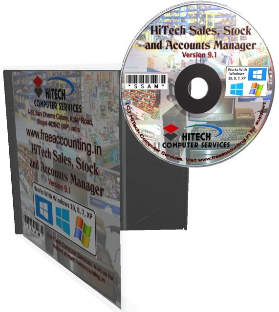 Accounting Software Billing Inventory Control CD Case
