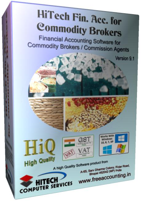 Commodity Brokers Accounting Software 1