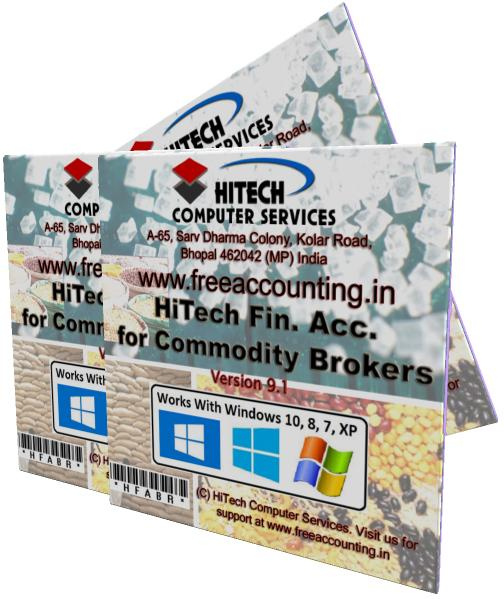 Commodity Brokers Accounting Software CD Group